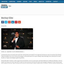 Rochay Elite - Frontal Tech Report