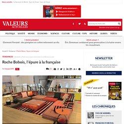 Roche Bobois, l'épure à la française