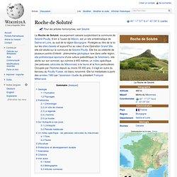 Roche de Solutré