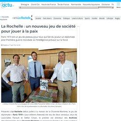 La Rochelle : un nouveau jeu de société pour jouer à la paix