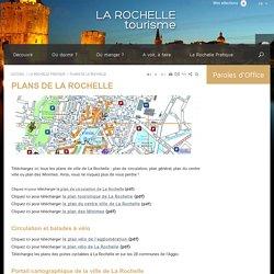 Plans de La Rochelle, Organiser ses vacances à La Rochelle