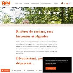 Les rochers du Sidobre - Tarn Tourisme