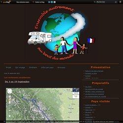 Les rocheuses canadiennes - Le blog de ensemble-autrement-au-bout-du-monde