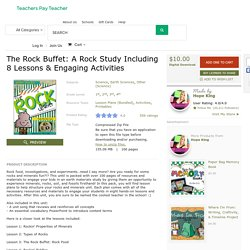 The Rock Buffet: A Rock Study Including 8... by Hope King