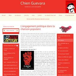 Rock et engagement politique