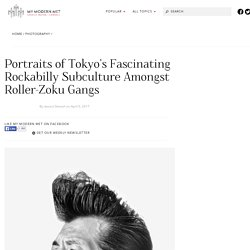 Rockabilly Subculture of Tokyo Photographed by Denny Renshaw