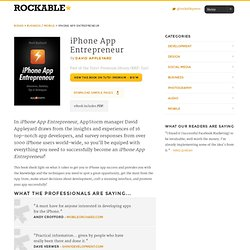 Market iPhone Apps | Rockable Press | Rockable Press