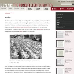 100 Years: The Rockefeller Foundation