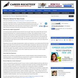 Career Rocketeer - Career Search a