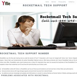 Rocketmail Customer service Phone Number USA/Canada