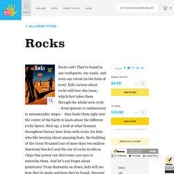 Rocks - Kids Discover