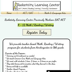 Online K12 Math Curriculum Guide