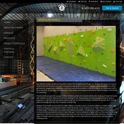 Rockwerx, Inc. Climbing Wall Professionals