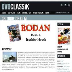 Rodan de Ishirô Honda (1956) - Analyse et critique du film