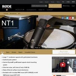 RØDE Microphones - NT1