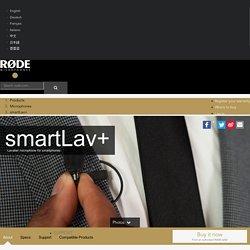 RØDE Microphones - smartLav+