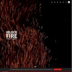 Środek gaśniczy IBLOCK Fire
