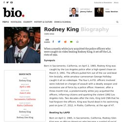 Rodney King - Biography.com