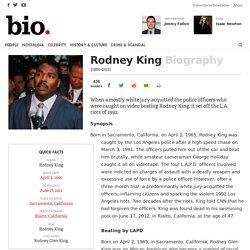 Rodney King - Biography - - Biography.com