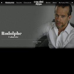 RODOLPHE · Rodolphe coloriste et créateur de Coloré par Rodolphe