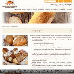 Rodzaje pieczywa - SPC
