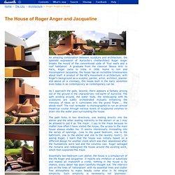 Roger Anger's house