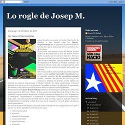 Lo rogle de Josep M.: Les Capses d'Aprenentatge