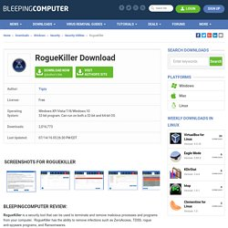 RogueKiller Download