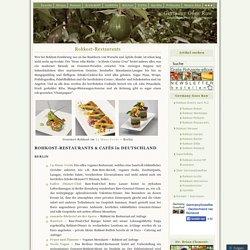 Rohkost-Restaurants