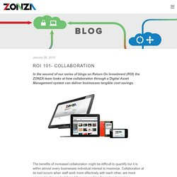 ROI 101- Collaboration