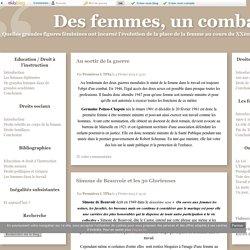 Le rôle des 30 Glorieuses - Des femmes, un combat