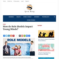 How do Role Models Impact Young Minds?