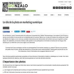 Le rôle de la photo en marketing numérique