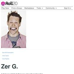 Roll20: Online virtual tabletop
