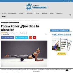 Foam Roller, aplicaciones prácticas