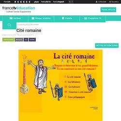 Construisez votre Cité Romaine - France 5