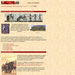 Romains 1 : Jeux en Arènes