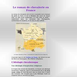 roman de chevalerie