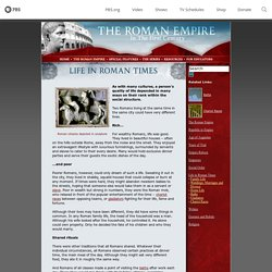 PBS: The Roman Empire