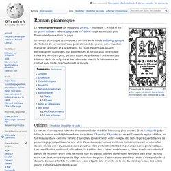 Roman picaresque
