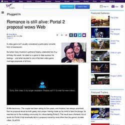 Dating website proposal