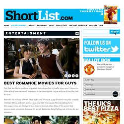 Best Romance Movies For Guys - Films