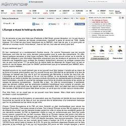 News en temps réel - News suisses et internationales