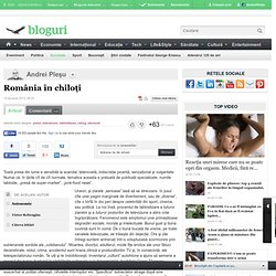 România în chiloţi