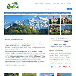 ROMANIA - Travel and Tourism Information
