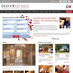 Romantic Self Catering Cottages