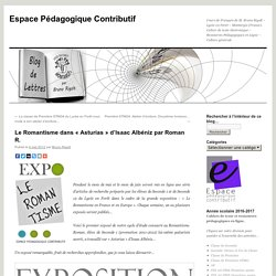 Le Romantisme dans «Asturias» d'Isaac Albéniz par Roman R.