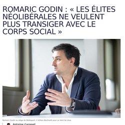 Romaric Godin : « Les élites néolibérales ne veulent plus transiger avec le corps social »