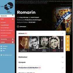 Romarin (1936)