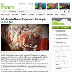 Gallo-Romeins Museum Tongeren wint Romulusprijs